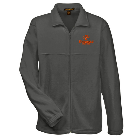 Cambridge Basketball Full Zip Fleece- Youth, Ladies & Men's, 3 Colors
