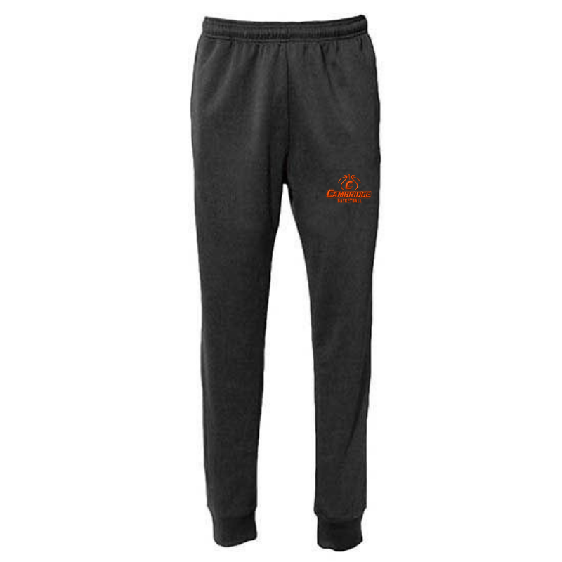 Cambridge Basketball Performance Joggers- Youth & Adult, 2 Colors