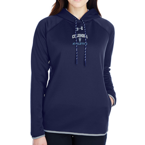 Columbia Football Under Armour Performance Hoodie- Ladies & Men's, 3 Colors, 3 Logo Options