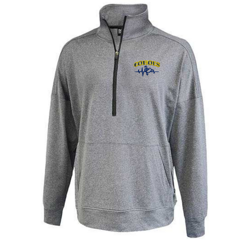 Cohoes Music 1/2 Zip Performance Pullover- Youth & Adult, 2 Colors