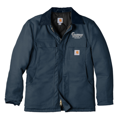 CRH Companies Carhartt Duck Traditional Coat- 3 Colors