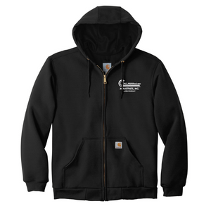 Callanan Carhartt Rain Defender Thermal-Lined Full Zip Sweatshirt- 3 Colors