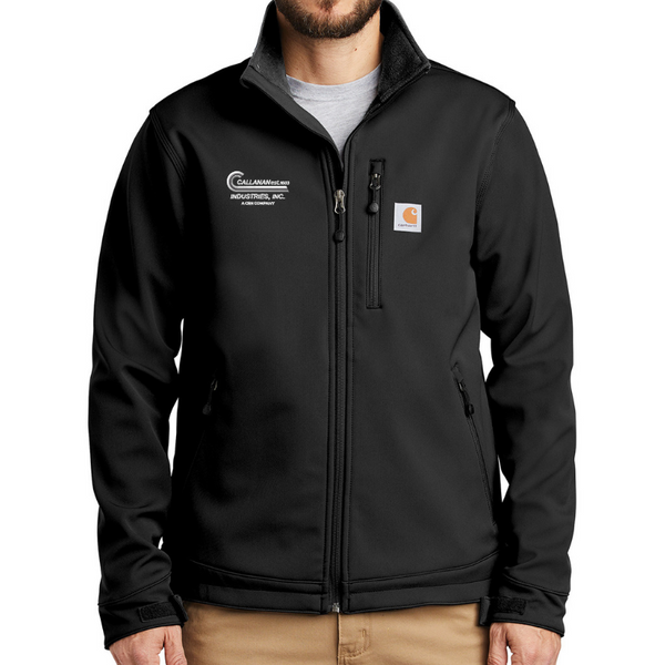 CRH Companies Carhartt Soft Shell Jacket- 2 Colors