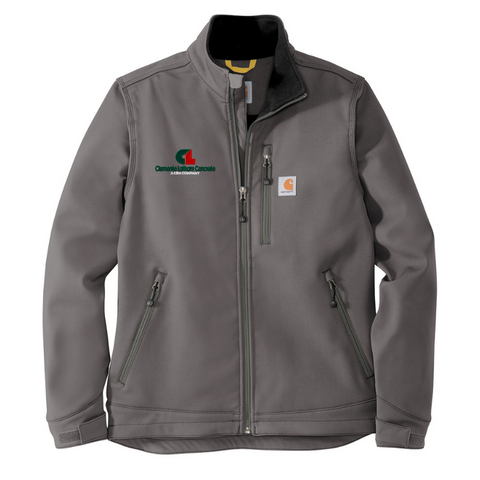 Callanan Carhartt Soft Shell Jacket- 2 Colors