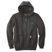 Load image into Gallery viewer, Callanan Carhartt Midweight Full-Zip Hooded Sweatshirt- 4 Colors