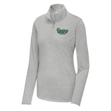 Load image into Gallery viewer, Callanan Ladies Lightweight Tri-Blend 1/4 Zip Pullover- 4 Colors