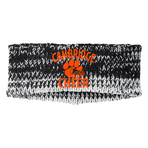 Cambridge Cheer Knit Headband- 3 Colors