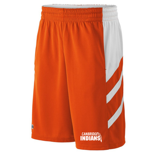 Cambridge Indians Shorts- Youth & Adult, 3 Colors