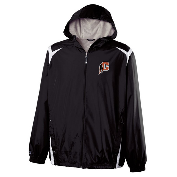 Cambridge Indians Hooded Full Zip Lightweight Jacket- Youth & Adult, 2 Colors