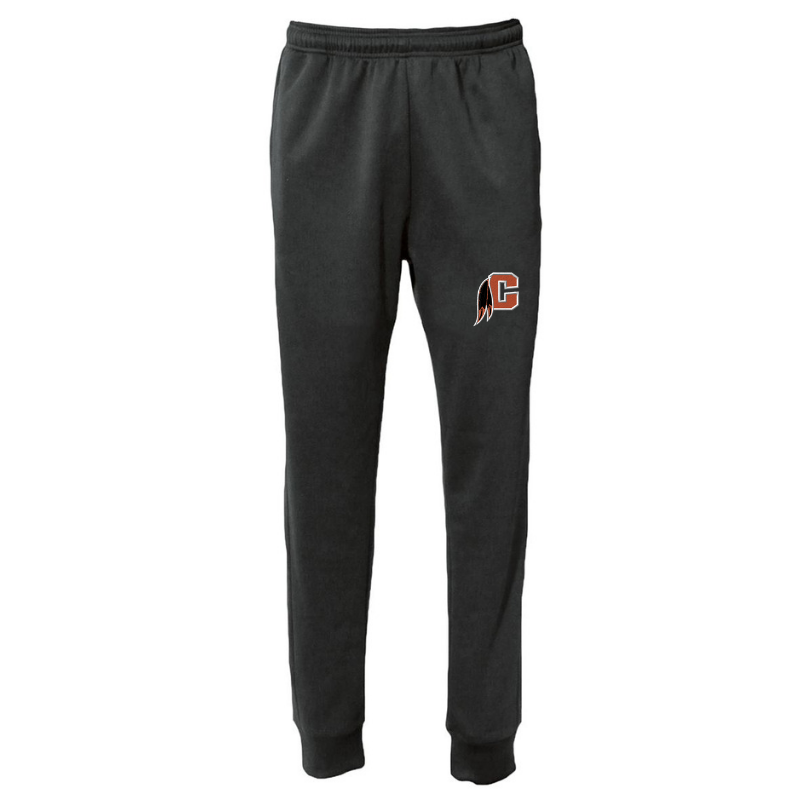 Cambridge Indians Performance Joggers- Youth & Adult, 2 Colors