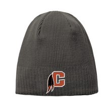 Load image into Gallery viewer, Cambridge Indians Knit Fleece-Lined Beanie- 3 Colors