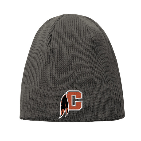 Cambridge Indians Knit Fleece-Lined Beanie- 3 Colors