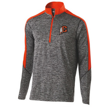 Load image into Gallery viewer, Cambridge Indians Heather Lightweight 1/4 Zip Pullover- Youth, Ladies, & Men's, 3 Colors