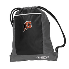 Load image into Gallery viewer, Cambridge Indians Two-Tone Drawstring Bag- 3 Colors