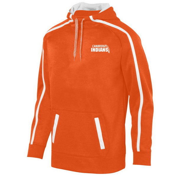 Cambridge Indians Performance Hoodie- Youth, Ladies & Men's, 3 Colors