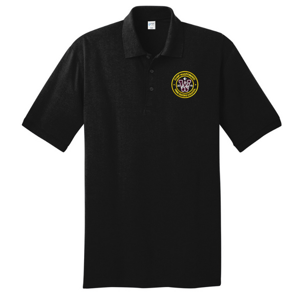 Camp Wakpominee Staff Jersey Knit Polo- 3 Colors (Tall Sizes Available)