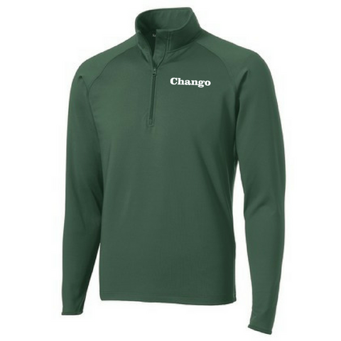 Chango/Shen Elementary 1/4 Zip Performance Pullover- Ladies & Men's, 2 Colors