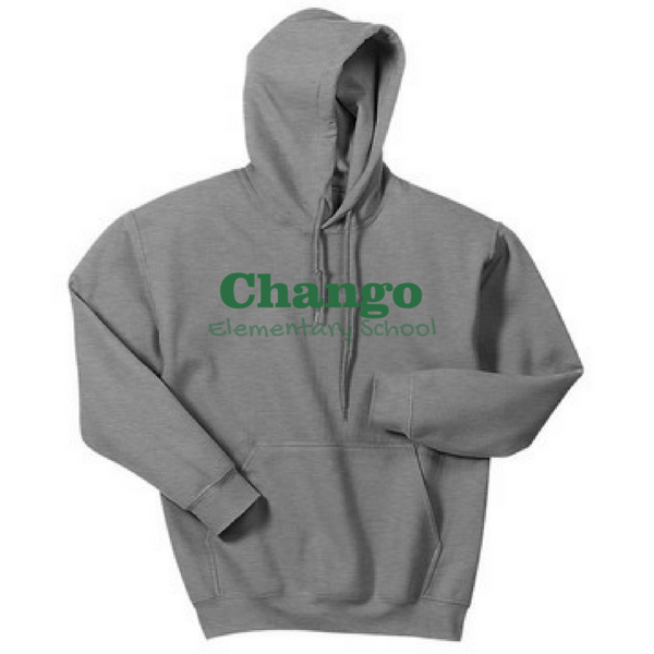 Chango/Shen Elementary Hoodie- Youth & Adult, 2 Colors