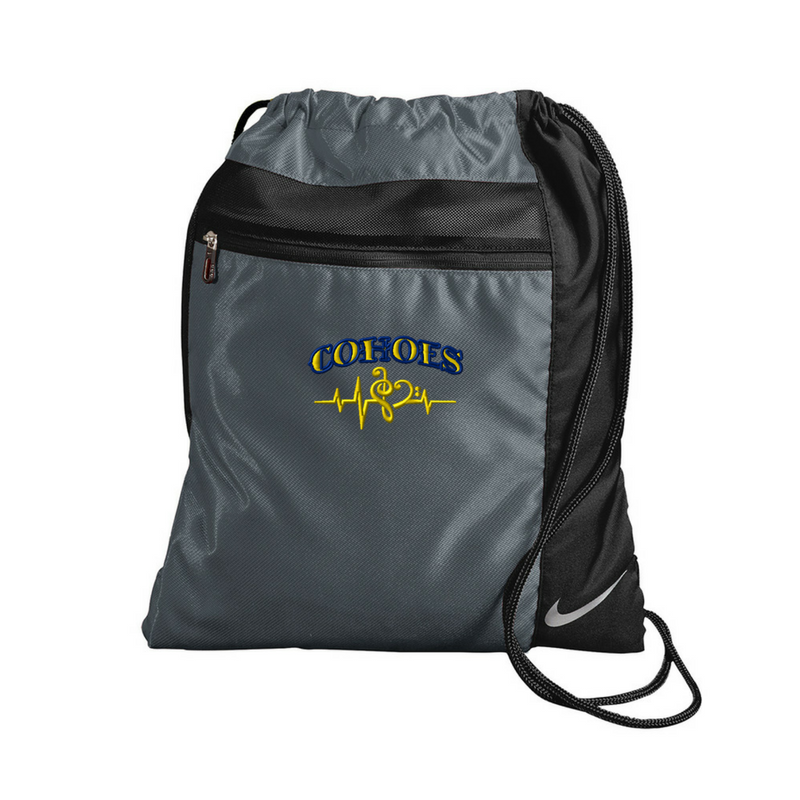 Cohoes Music Drawstring Bag- 2 Colors