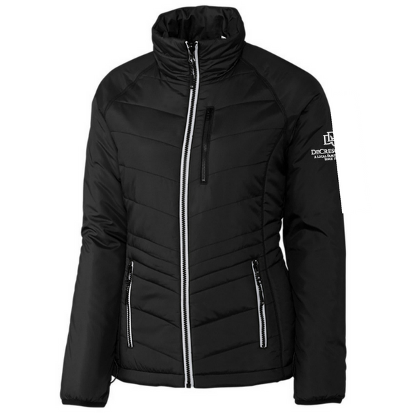 DDC Puffy Full Zip Jacket- Ladies & Men's, 2 Colors