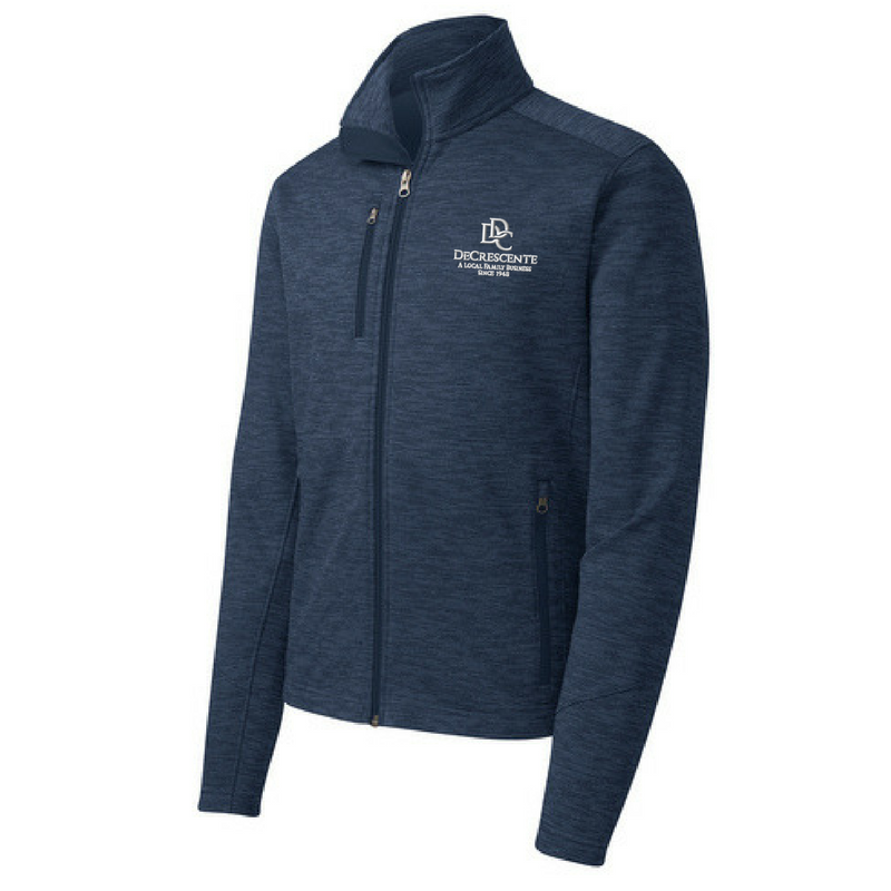 DDC Digi Stripe Fleece Jacket- Ladies & Men's, 3 Colors