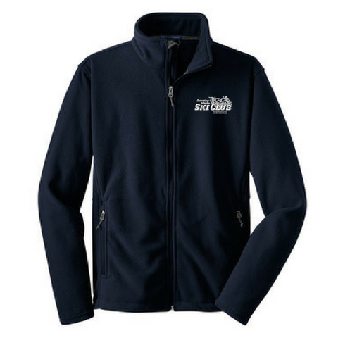 DN Ski Club Full Zip Fleece- Youth, Ladies & Men's