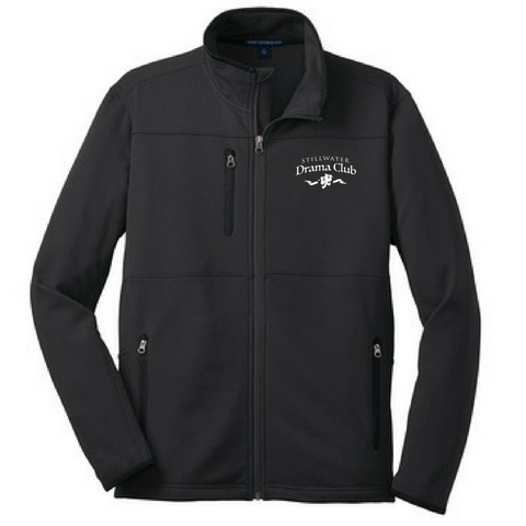 Stillwater Drama Club Performance Full Zip Jacket- Ladies & Men's, 2 Colors
