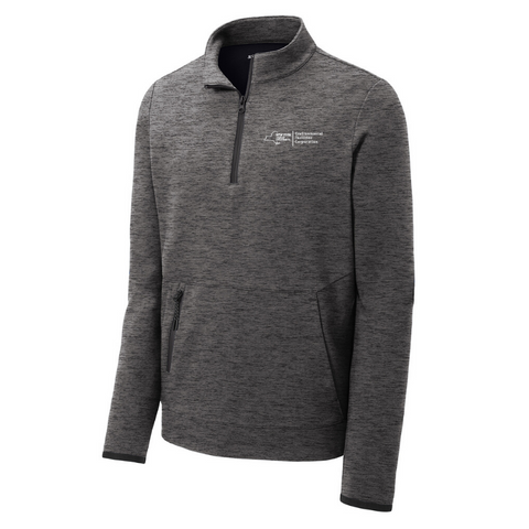 EFC Cotton-Rich 1/4 Zip Fleece- 3 Colors