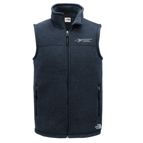 EFC North Face Fleece Vest- 3 Colors