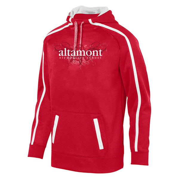 Altamont Elementary Performance Hoodie- Youth, Ladies & Men's, 3 Colors