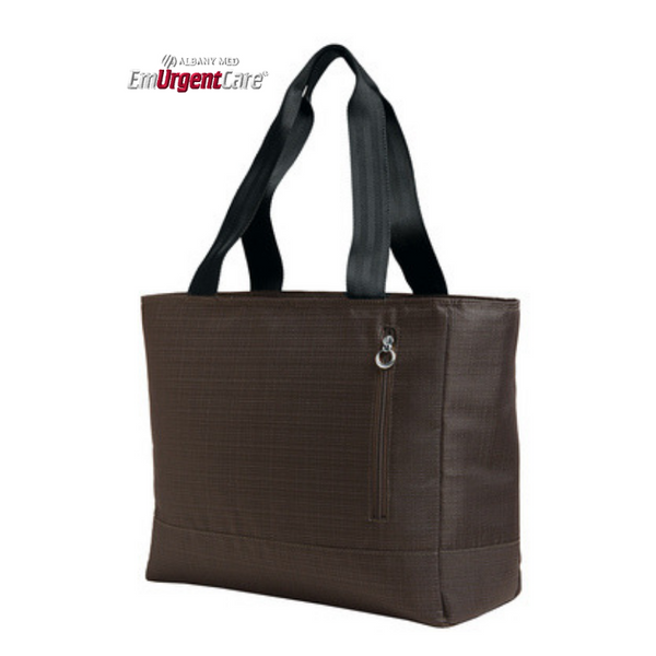 Albany Med EmUrgentCare Ladies Laptop Bag- 2 Colors
