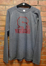 Load image into Gallery viewer, CLEARANCE- Stillwater Long Sleeve Tri-Blend Wicking Raglan Tee