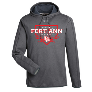 Fort Ann Baseball Under Armour Performance Hoodie- Ladies & Men's, 2 Colors