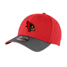 Load image into Gallery viewer, Fort Ann Baseball Fitted Two-Tone Hat- 2 Colors