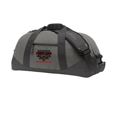 Load image into Gallery viewer, Fort Ann Cardinals Ripstop Duffle Bag- 2 Colors