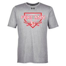 Load image into Gallery viewer, Fort Ann Baseball Under Armour Short Sleeve Performance Shirt- Ladies & Men's, 2 Colors