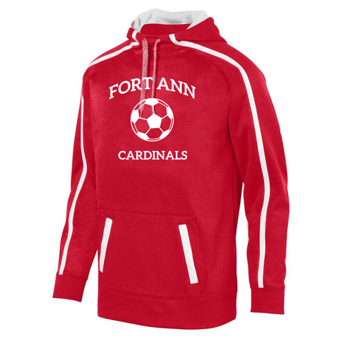 Fort Ann Soccer Performance Hoodie- Youth, Ladies & Men's, 2 Colors