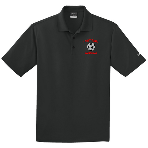 Fort Ann Soccer Nike Performance Polo- 2 Colors