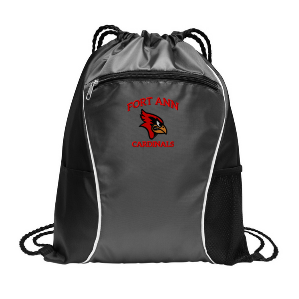 Fort Ann Drawstring Bag- 3 Colors