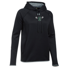 Load image into Gallery viewer, Greenwich Lacrosse Under Armour Performance Hoodie- Ladies & Men's, 3 Colors