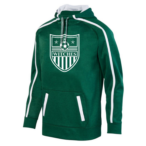Greenwich Soccer Performance Hoodie- Youth, Ladies & Men's, 3 Colors