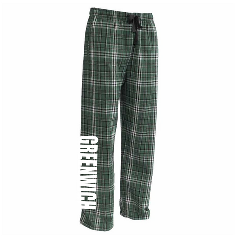 Greenwich Flannel Pants- Youth & Adult, 3 Colors
