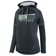 Load image into Gallery viewer, Greenwich Heather Performance Hoodie- Youth, Ladies & Men's, 4 Colors