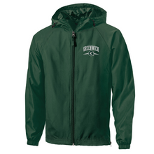 Load image into Gallery viewer, Greenwich Lightweight Hooded Full-Zip Jacket- Youth, Ladies, & Adult, 2 Colors