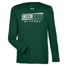 Load image into Gallery viewer, Greenwich Under Armour Long Sleeve Performance Tee- Ladies & Men's, 4 Colors