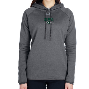 Greenwich Under Armour Performance Hoodie- Ladies & Men's, 3 Colors