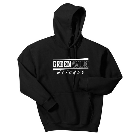 Greenwich Hoodie- Youth & Adult, 4 Colors