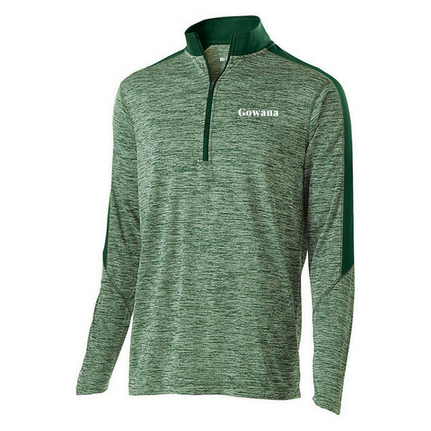 Gowana/Shen Heather 1/4 Zip Pullover- Youth, Ladies, & Men's, 3 Colors