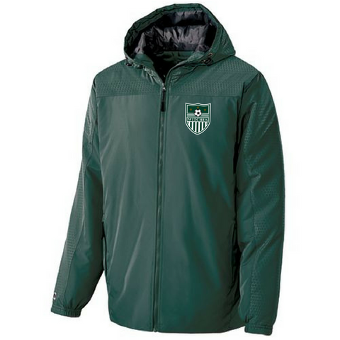 Greenwich Soccer Full Zip Jacket- Youth & Adult, 2 Colors