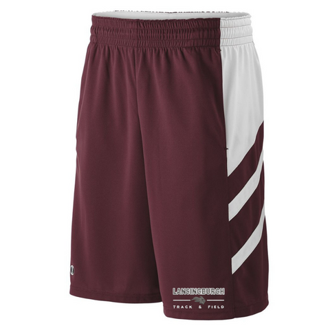 Lansingburgh Track & Field Shorts- Youth & Adult, 3 Colors